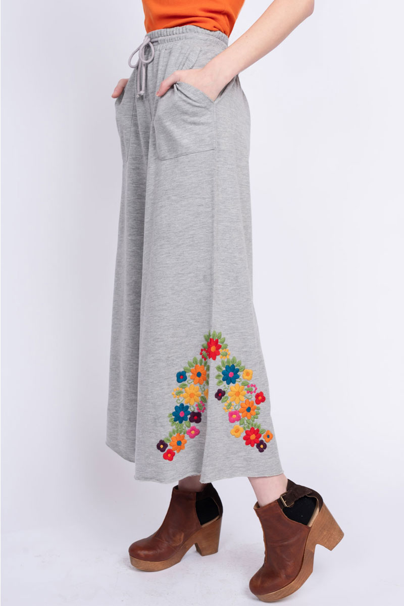 Sister Mary By Ivy Jane Daniela Pants in Grey
